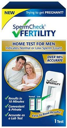 male fertility test